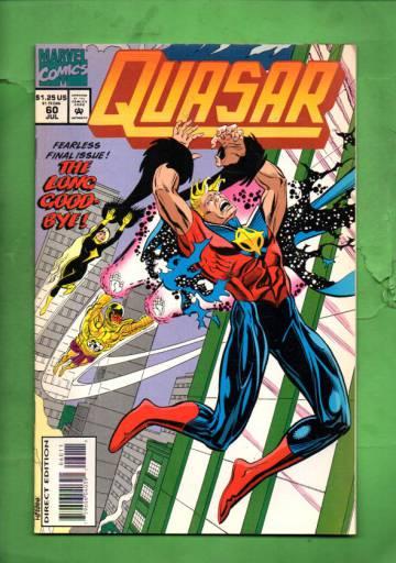 Quasar Vol 1 #60 Jul 94