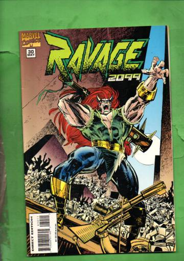 Ravage 2099 Vol. 1 #30 May 95