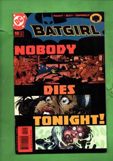 Batgirl #19 Oct 01