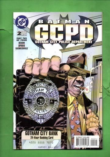 Batman: GCPD #2 Sep 96