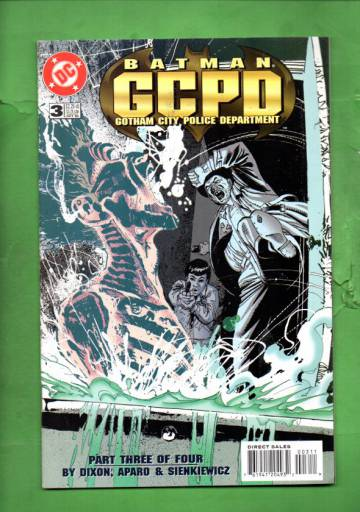Batman: GCPD #3 Oct 96