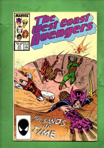 West Coast Avengers Vol 2 #20 May 1987