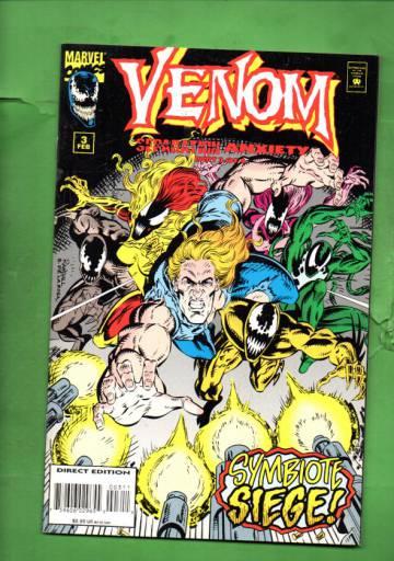 Venom: Separation Anxiety Vol 1 #3 Feb 95