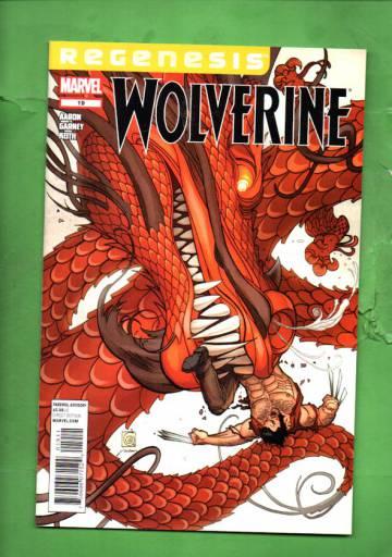 Wolverine #19 Jan 12