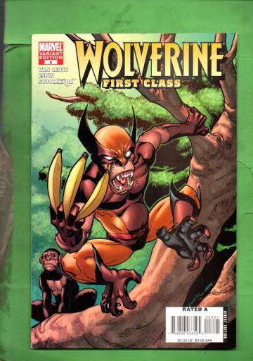 Wolverine: First Class #6 Oct 08