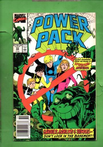Power Pack Vol. 1 #55 Apr 90