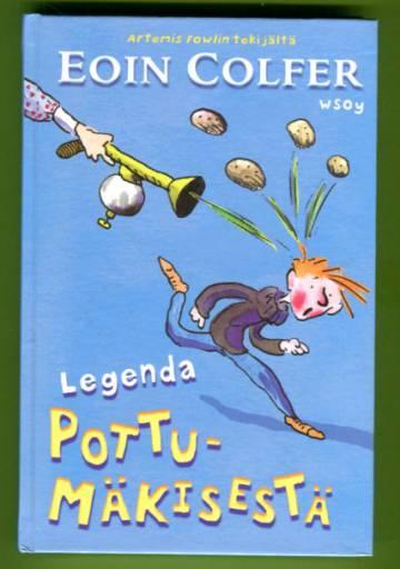 Legenda Pottu-Mäkisestä
