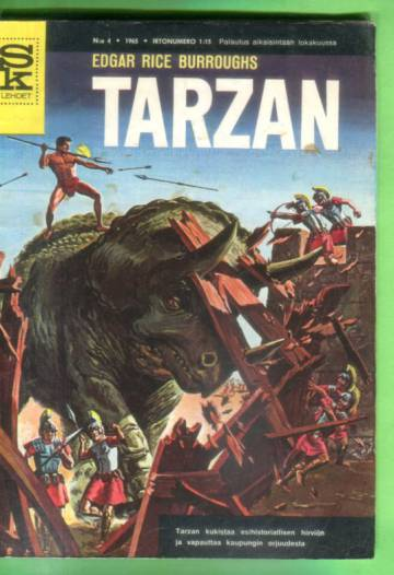 Tarzan 4/65
