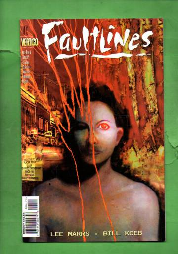 Faultlines #4 Aug 97