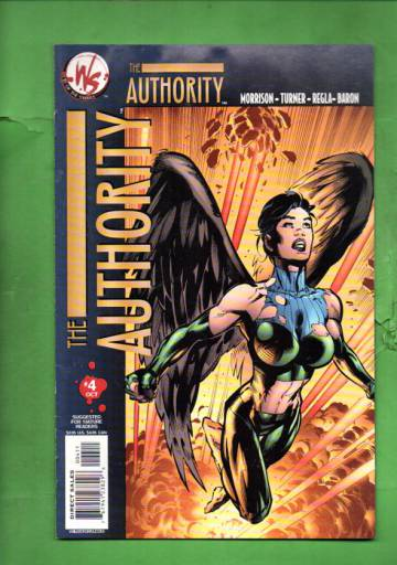 The Authority: Vol. 2 #4 Oct 03