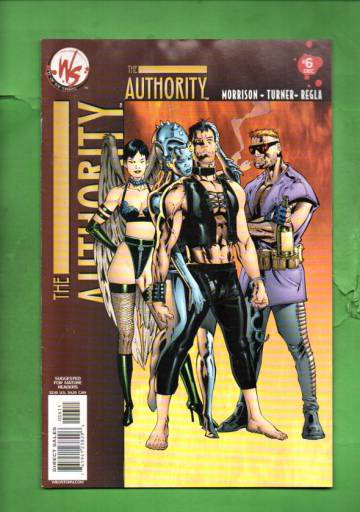 The Authority: Vol. 2 #6 Dec 03