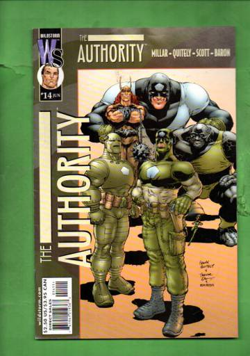 The Authority #14 Jun 00