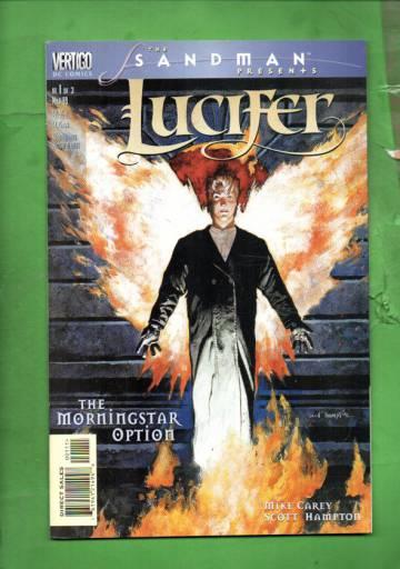 Sandman Presents: Lucifer #1 Mar 99