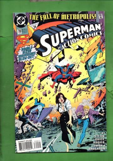 Action Comics #700 Jun 94