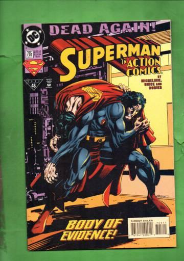 Action Comics #705 Dec 94
