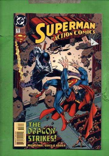 Action Comics #707 Feb 95