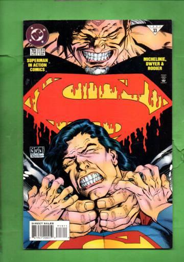 Action Comics #713 Sep 95