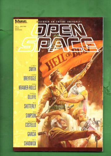 Open Space Vol.1 #3 Apr 90