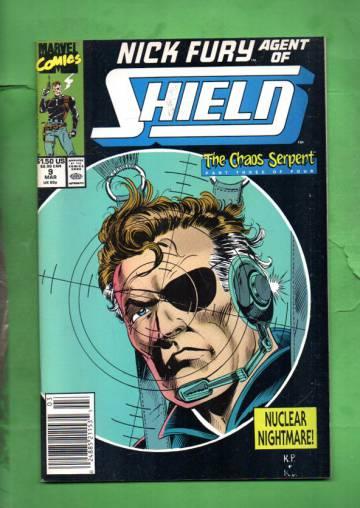 Nick Fury, Agent of S.H.I.E.L.D. Vol. 2 #9 Mar 90