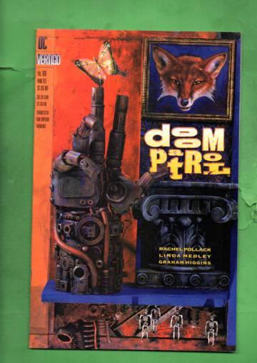 Doom Patrol #69 Aug 93