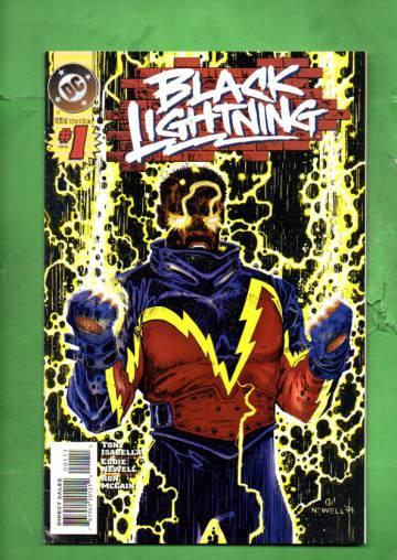 Black Lightning #1 Feb 95