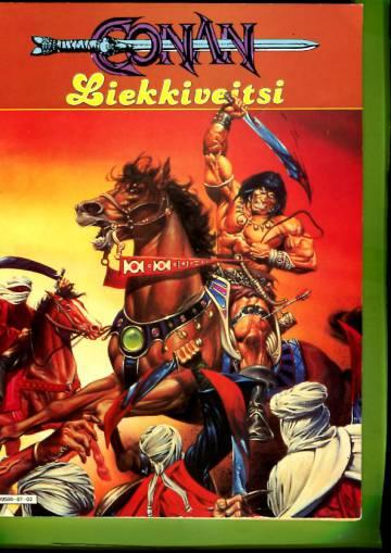 Conan-spesiaali 2/87 - Liekkiveitsi