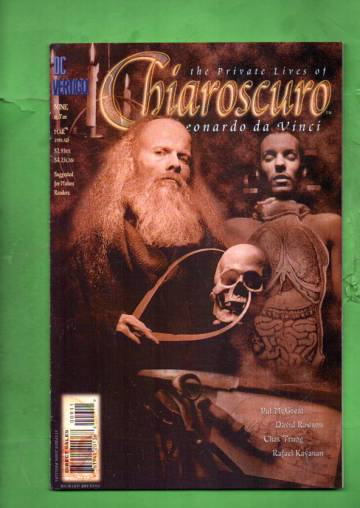 Chiaroscuro - The Private Lives of Leonardo da Vinci #9 Mar 96