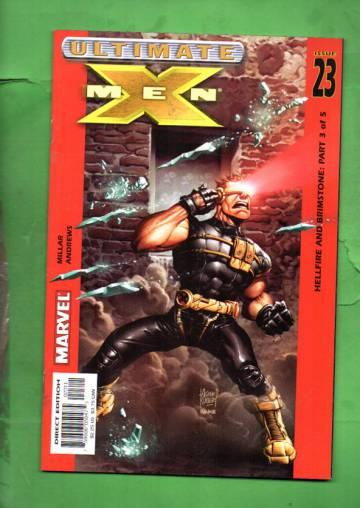 Ultimate X-Men Vol 1 #23 Dec 02
