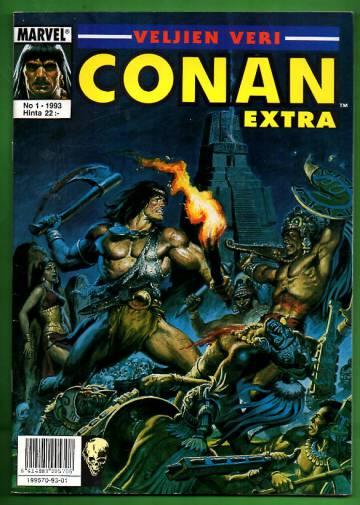 Conan-extra 1/93 - Veljien veri