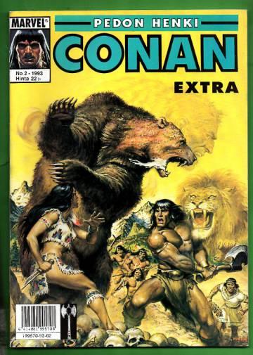 Conan extra 2/93 - Pedon henki
