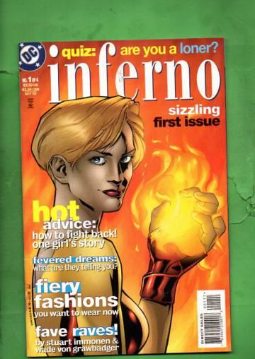 Inferno #1 Oct 97