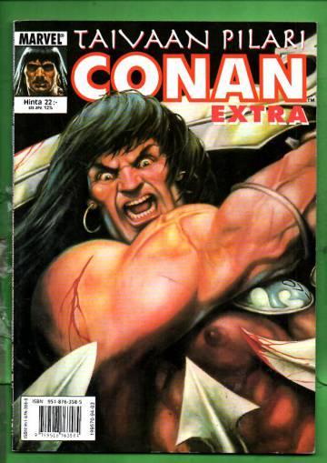Conan-extra 3/94 - Taivaan pilari