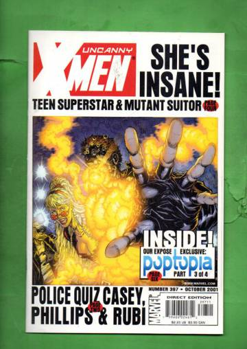 The Uncanny X-Men Vol. 1 #397 Sep 01