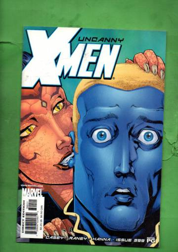 The Uncanny X-Men Vol. 1 #399 Nov 01