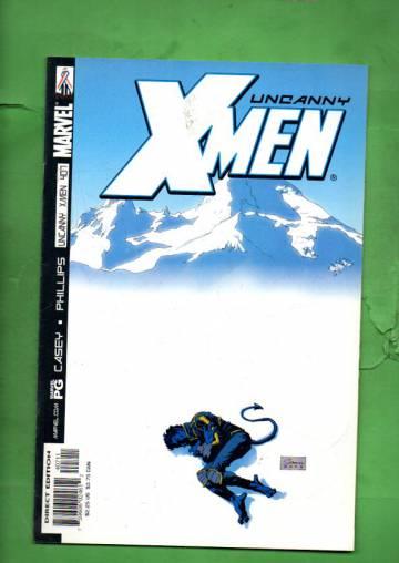 The Uncanny X-Men Vol 1 #407 Aug 02