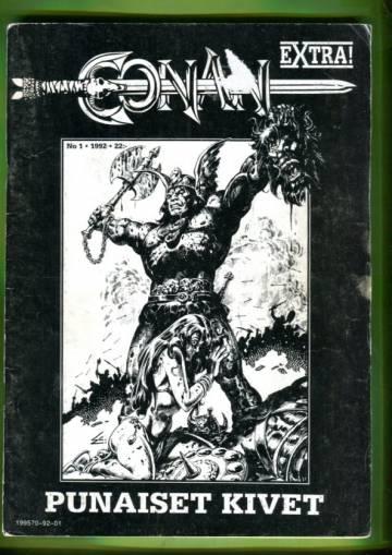 Conan-extra 1/92 - Punaiset kivet