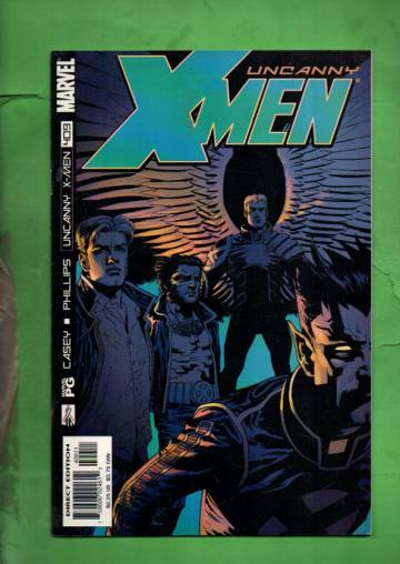 The Uncanny X-Men Vol 1 #409 Oct 02