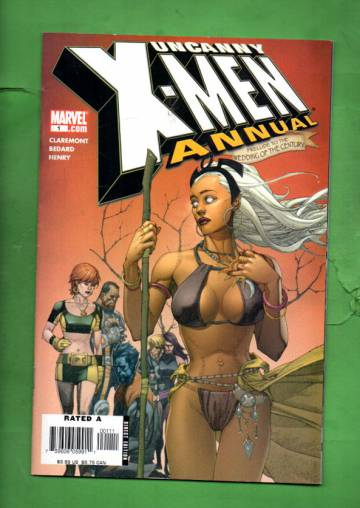 Uncanny X-Men Annual Vol 2 #1 Aug 06