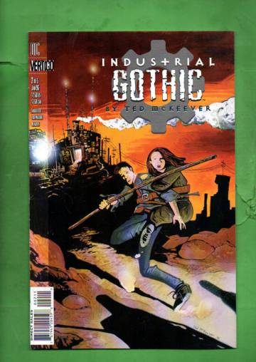 Industrial Gothic #2 Jan 96