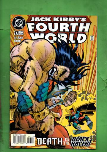 Jack Kirby's Fourth World #17 Jul 98