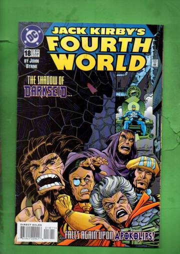 Jack Kirby's Fourth World #18 Aug 98