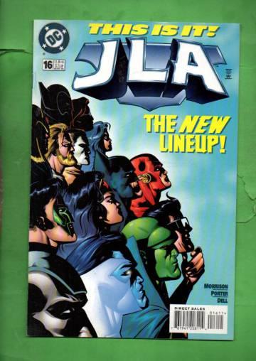 JLA #16 Mar 98