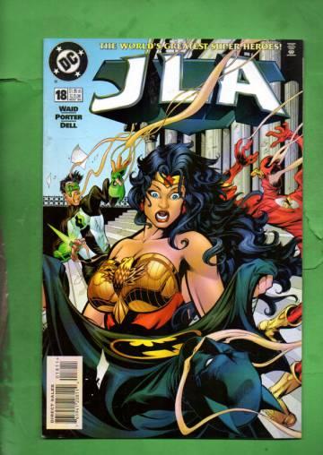 JLA #18 May 98