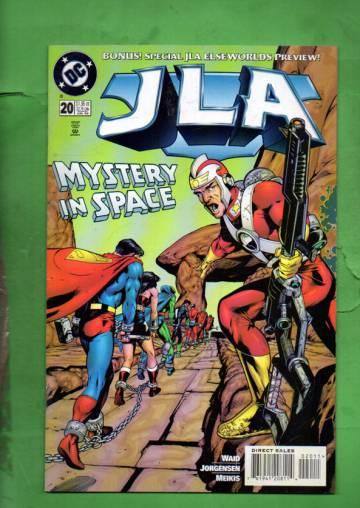 JLA #20 Jul 98
