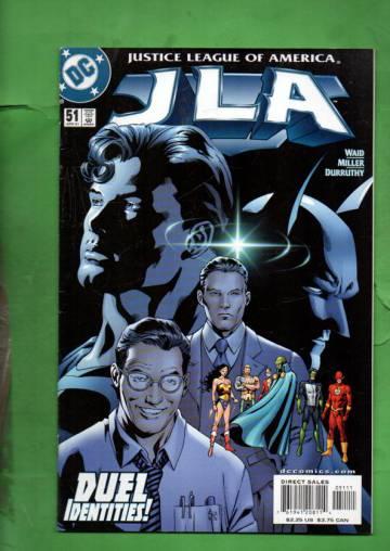 JLA #51 Apr 01