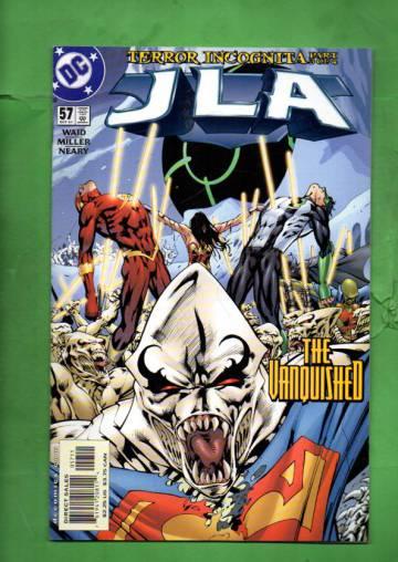 JLA #57 Oct 01