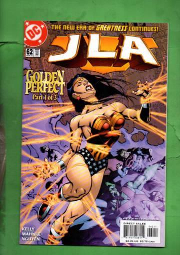 JLA #62 Mar 02