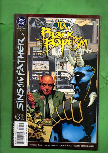 JLA: Black Baptism #3 Jul 01
