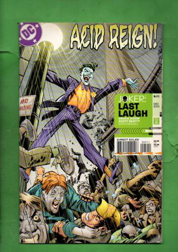 Joker: Last Laugh #5 Dec 01