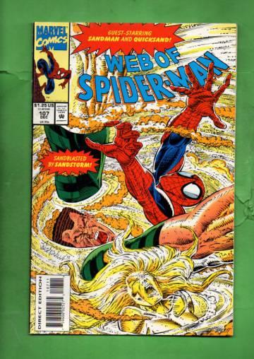 Web of Spider-Man Vol. 1 #107 Dec 93